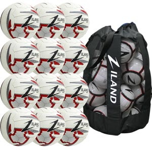 Ziland Pro Match Netball 12 Pack