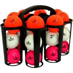 Readers Cricket Windball 24 Pack Assorted