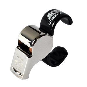 Acme 477/58 Thunderer Brass Fingergrip Whistle