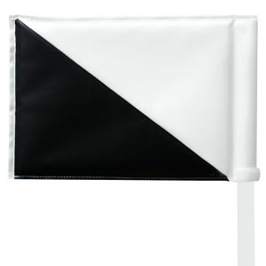 Centurion 2 Colour PVC Flag