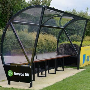 Harrod Sport Panoramic Team Shelter