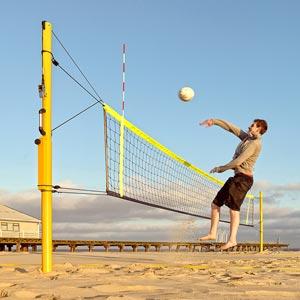Harrod Sport Sportset Beach Volleyball Set