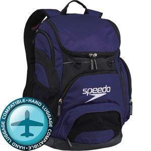 Speedo Teamster Backpack 35 Litre Navy/Black