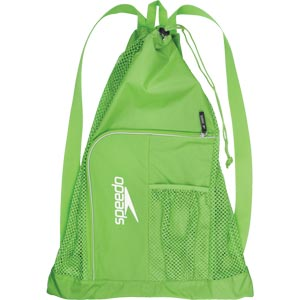 Speedo Deluxe Ventilator Mesh Bag - Green