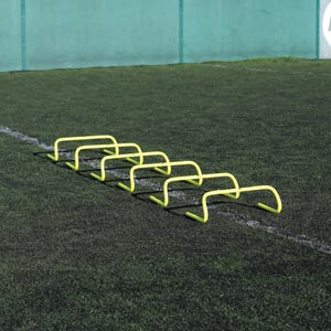 Ziland Speed Agility Training Hurdle 15cm 6 Pack