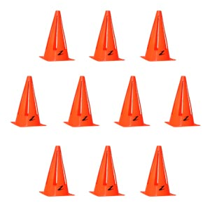 Ziland Collapsible Safety Cone 10 Pack