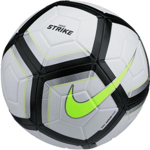 Nike Strike Team Match Football Silver