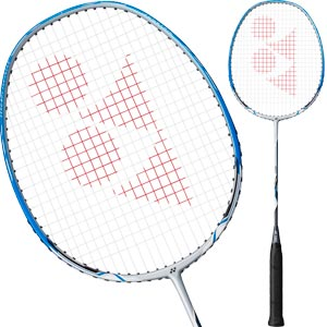 Yonex Nanoray 20 Badminton Racket Silver/Blue
