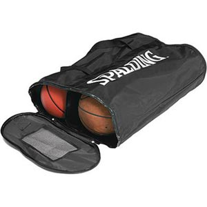 Spalding 6 Ball Basketball Bag