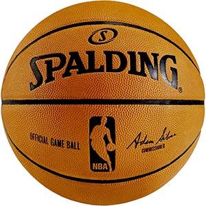 Spalding NBA Gameball Replica Basketball