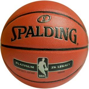 Spalding NBA Platinum ZK Legacy Basketball