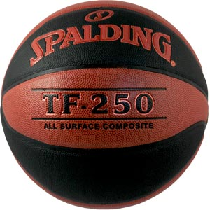 Spalding BE TF250 Basketball