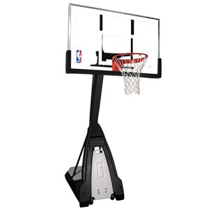 Spalding NBA Beast Portable Basketball System