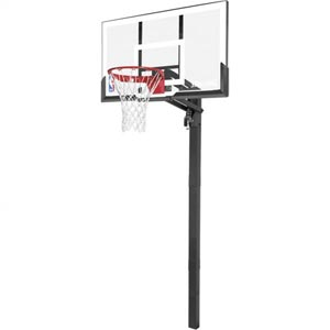Spalding NBA Gold In-Ground Basketball System