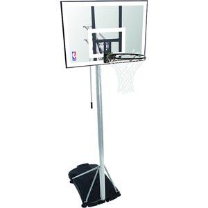 Spalding NBA Silver Portable  Basketball System