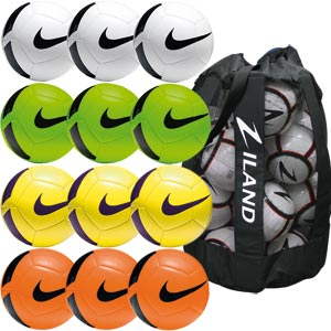 Nike Pitch Training Football 12 Pack Assorted