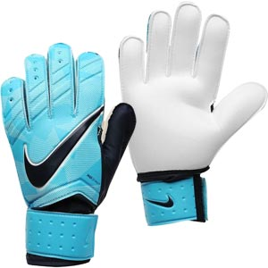 Nike Match Junior Goalkeeper Glove Gamma Blue