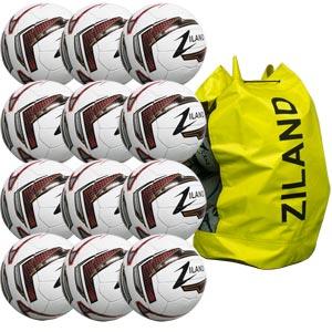 Ziland Pro Match Football 12 Pack