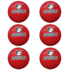Baden Dodgeball 6 Pack