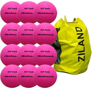 Soft Touch Firstouch Volleyball 12 Pack