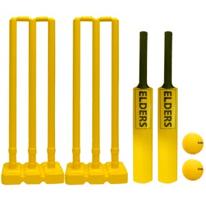 Elders Standard Double Cricket Set