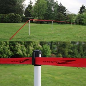 Ziland Pro Football Crowd Barrier 100 Metre