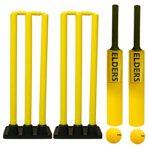 Elders Pro Double Cricket Set