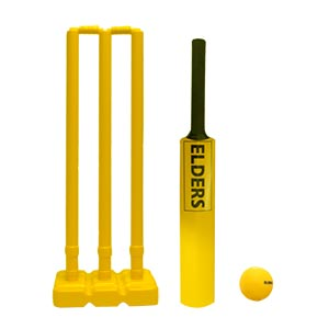 Elders Single Cricket Set