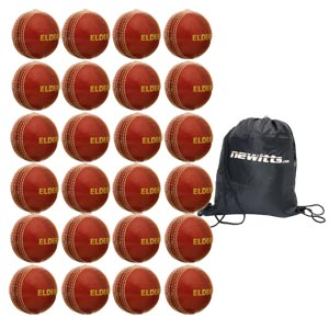 Elders Cork Champ Cricket Ball 24 Pack
