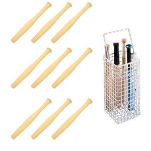 Elders Polypropylene Rounders Stick 9 Pack