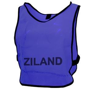 Ziland Pro Training Bib Blue
