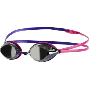 Speedo Vengeance Mirror Swimming Goggle Ecstatic Pink/Violet/Silver
