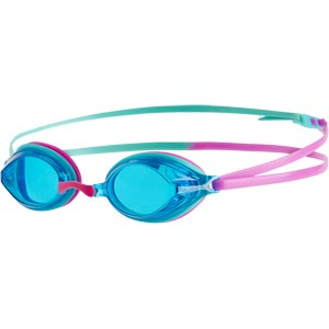 Speedo Vengeance Swimming Goggles Spearmint/Diva/Aquatic