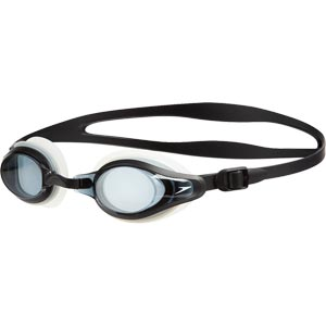 Speedo Mariner Supreme Optical Prescription Swimming Goggles Clear/Black/Smoke