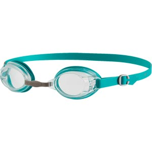 Speedo Jet Swimming Goggles Jade/Clear