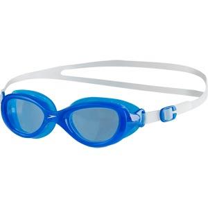Speedo Junior Futura Classic Swimming Goggles Clear/Blue