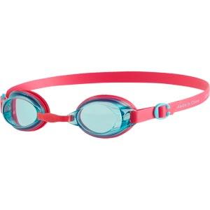 Speedo Junior Jet Swimming Goggles Pink/Aquatic