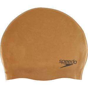 Speedo Senior Silcone Swimming Cap Copper