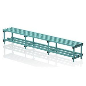 Vendiplas Single Bench 300cm