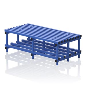 Vendiplas Double Sided Bench