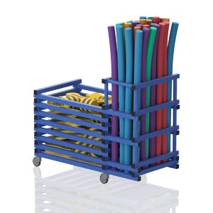 Vendiplas Equipment Trolley Horizontal