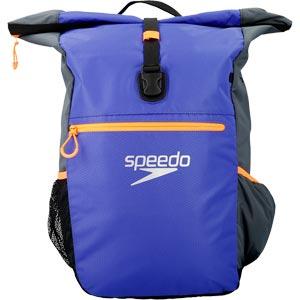 Speedo Team 3 Plus Rucksack Oxid Grey/Ultramarine