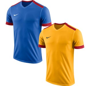 Nike Park Derby II Short Sleeve Senior Football  Jersey