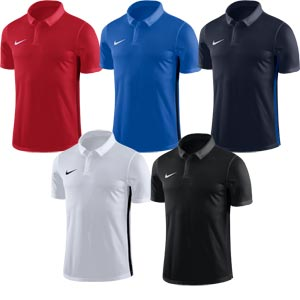 Nike Academy 18 Junior Polo Shirt