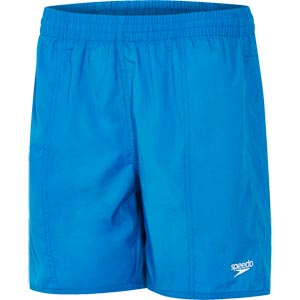 "Speedo Solid Leisure 16"" Watershort Danube Blue"