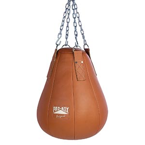 Pro Box Leather Large Maize Ball Original Collection