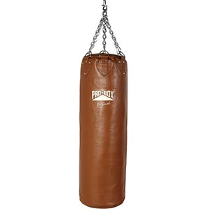 Pro Box Leather Colossus Punch Bag 4.5ft Original Collection