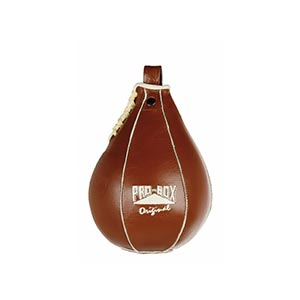 Pro Box Leather Small Speedball Original Collection