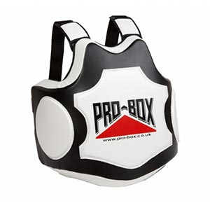 Pro Box Hi Impact Coaches Body Protector
