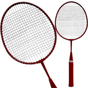 First Play Mini Badminton Racket